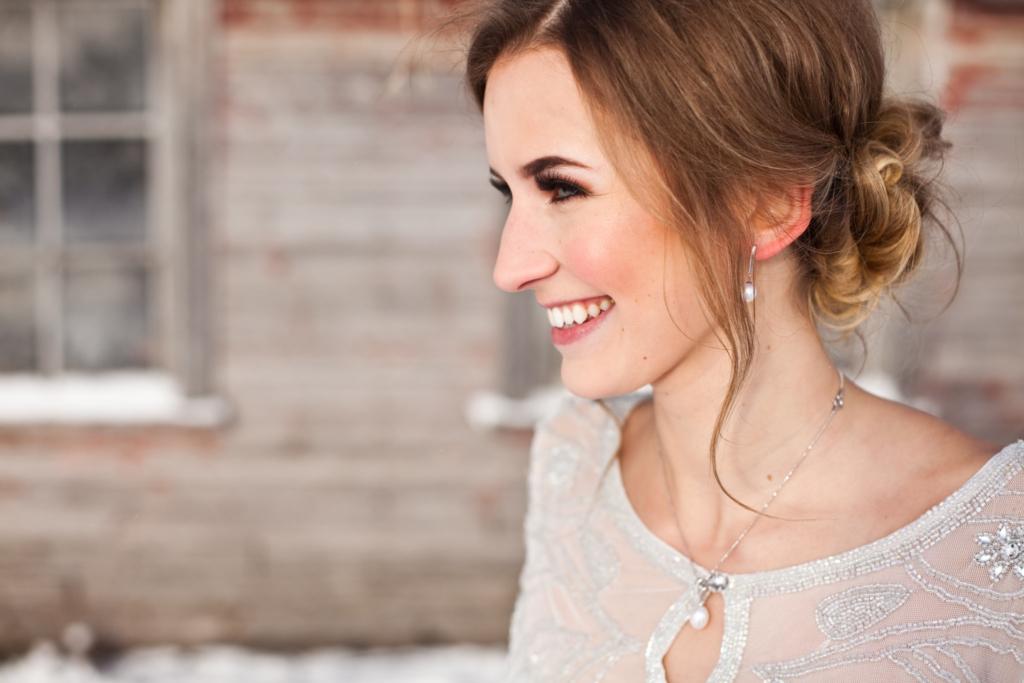 Winter wedding - Melanie Parent Events